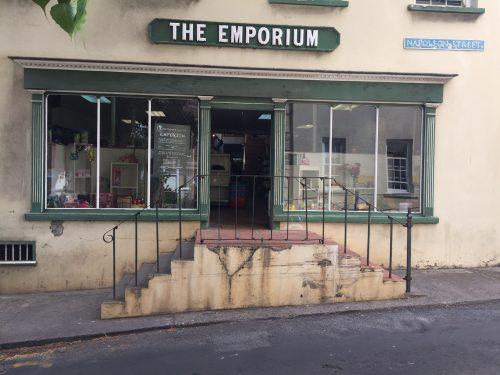 The Emporium, Napoleon St, Jamestown - St Helena