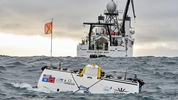 Ocean science technology innovation